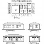 The building plans